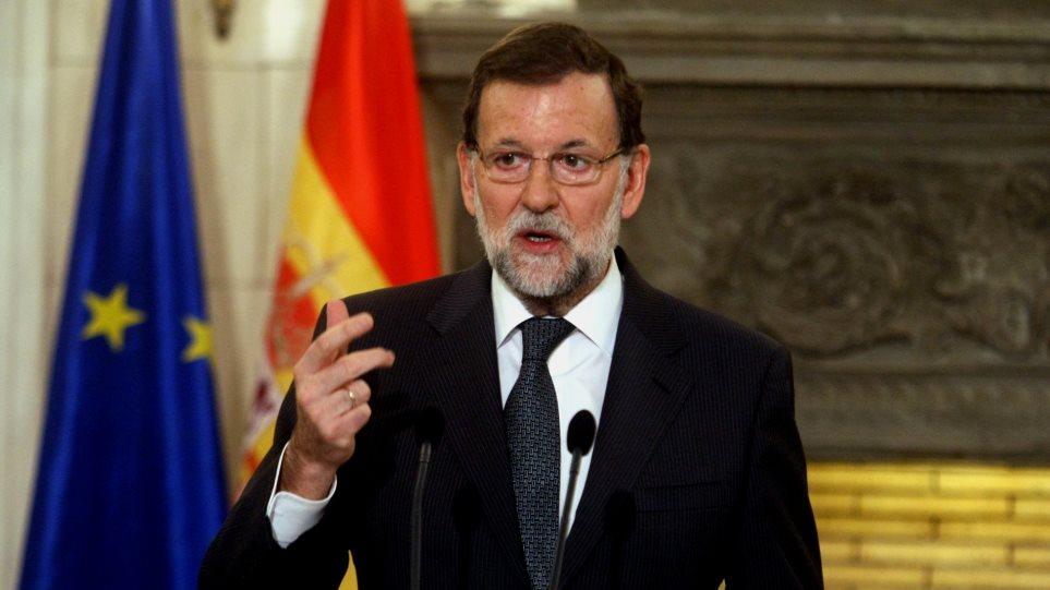 Ραχόι: «Δεν θα υπάρξει ανεξαρτητοποίηση της Καταλονίας»