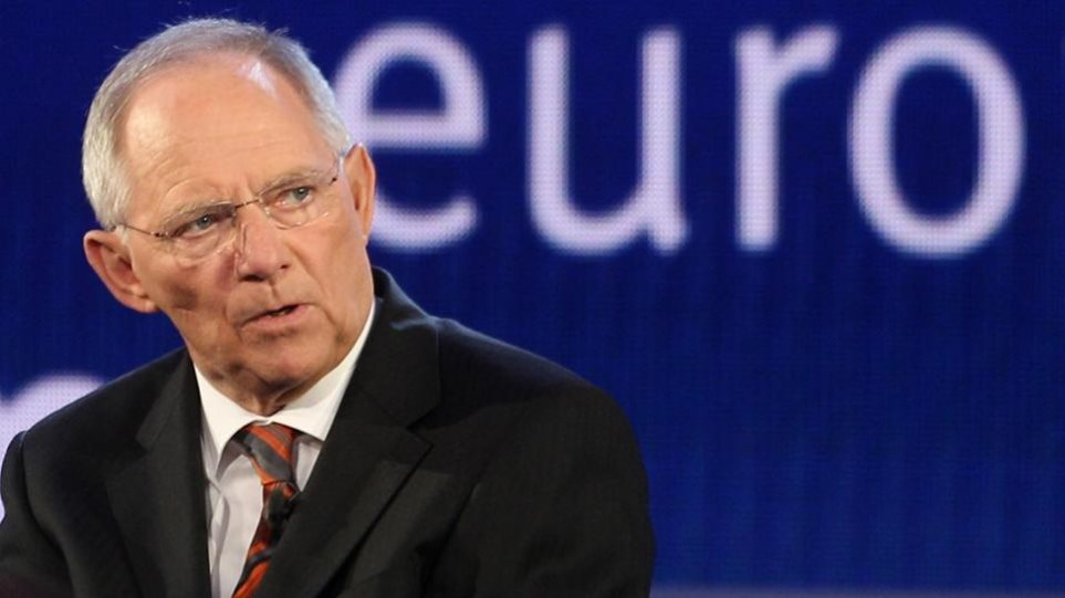 Σόιμπλε: Εντός του Ιουλίου η εκταμίευση των 7 δισ. ευρώ προς την Ελλάδα