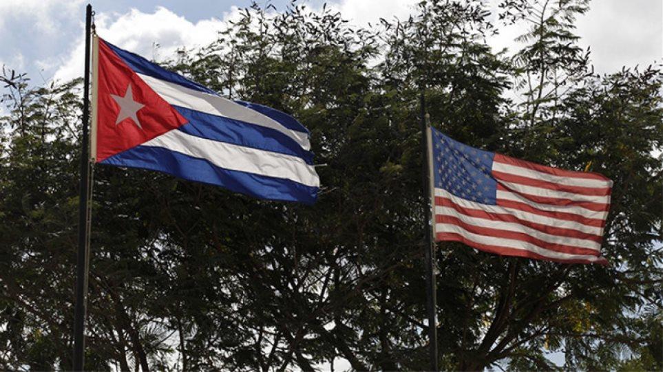 Το Υπ. Εξωτερικών χαιρετίζει την αποκατάσταση των σχέσεων ΗΠΑ και Κούβας