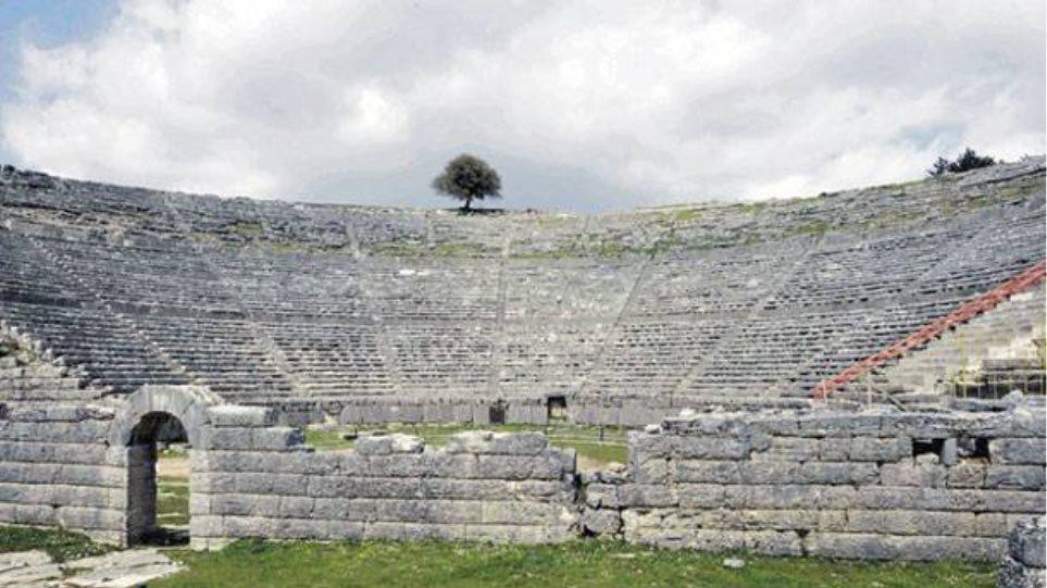 Ο «Προμηθέας Δεσμώτης» δίνει ζωή στο Αρχαίο Θέατρο Δωδώνης