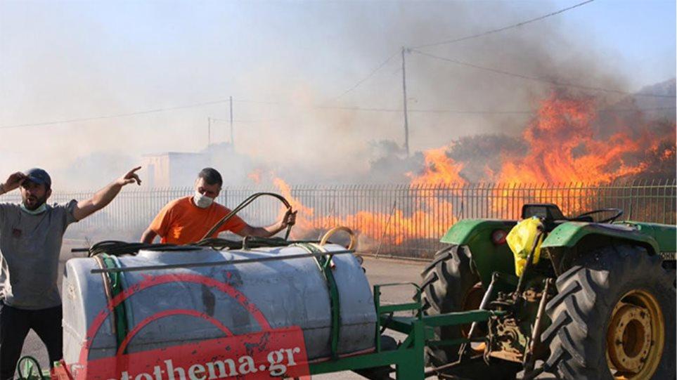 Απίστευτη τραγωδία: Όλη η Νεάπολη στις φλόγες