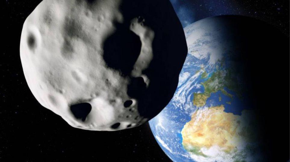 Αστεροειδής αξίας 4,3 τρισ. ευρώ περνάει κοντά στη Γη