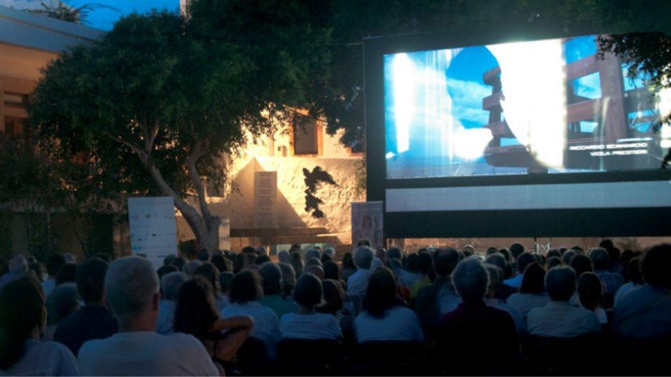 Το σινεμά γιορτάζει στην Πάτμο