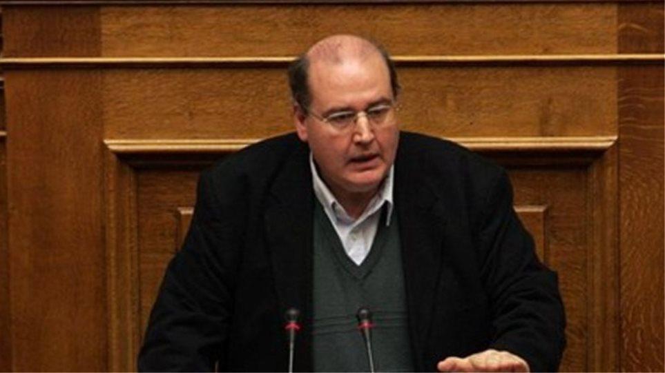 Φίλης: Έχουμε σοβαρά ζητήματα «ταυτότητας» στον ΣΥΡΙΖΑ
