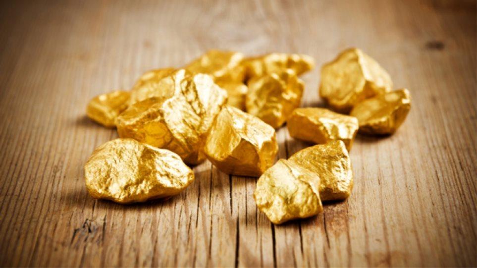 Χαμηλό πέραν των πέντε ετών για τον χρυσό