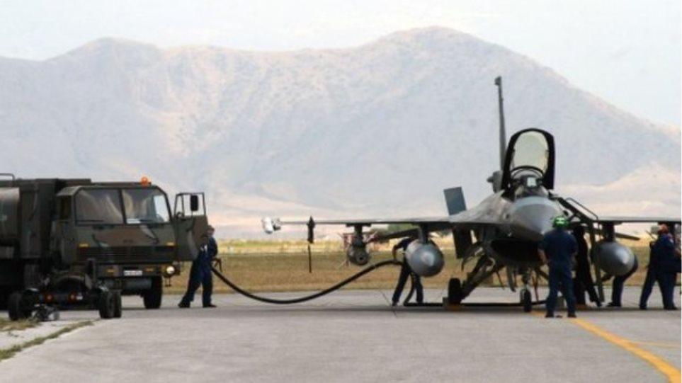 Βοιωτία: Πρατηριούχος έκλεβε καύσιμα της Πολεμικής Αεροπορίας