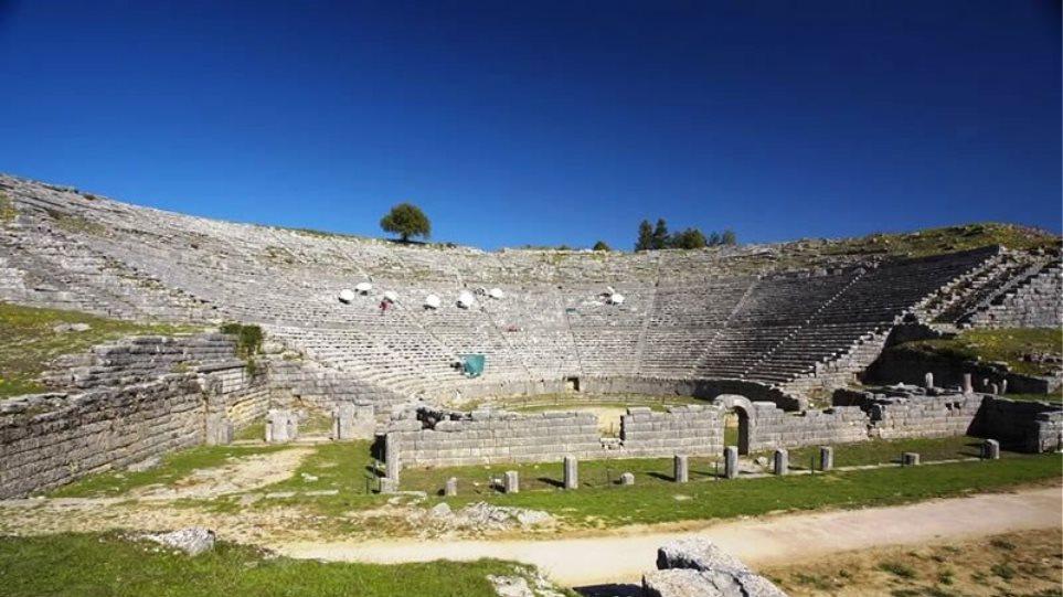 «Αυλαία» για το αρχαίο θέατρο της Δωδώνης μετά από 17 χρόνια