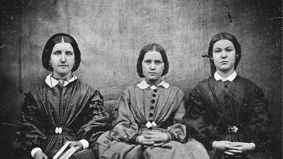 Βρέθηκε φωτογραφία που απεικονίζει τις αδερφές Μπροντέ;