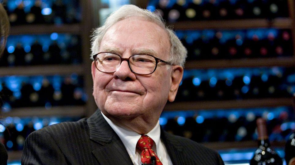 Ο Warren Buffet αγόρασε το ελληνικό νησί «Άγιος Θωμάς»