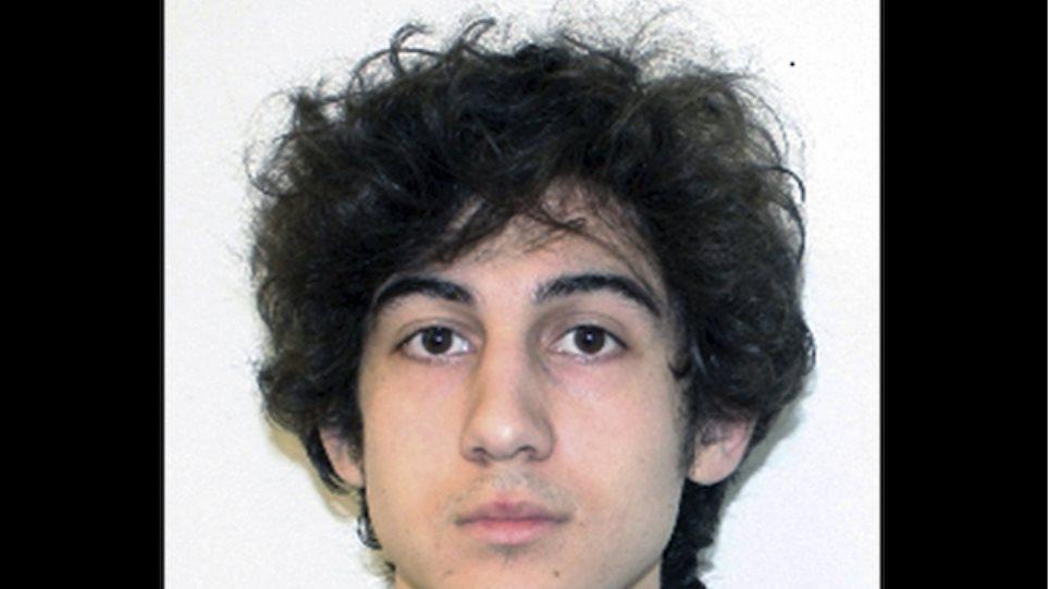 Σε φυλακή υψίστης ασφαλείας μεταφέρθηκε ο «βομβιστής της Βοστώνης»
