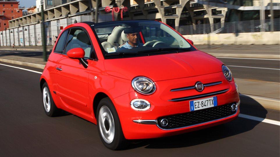 Οδηγούμε στην Ιταλία το ανανεωμένο Fiat 500