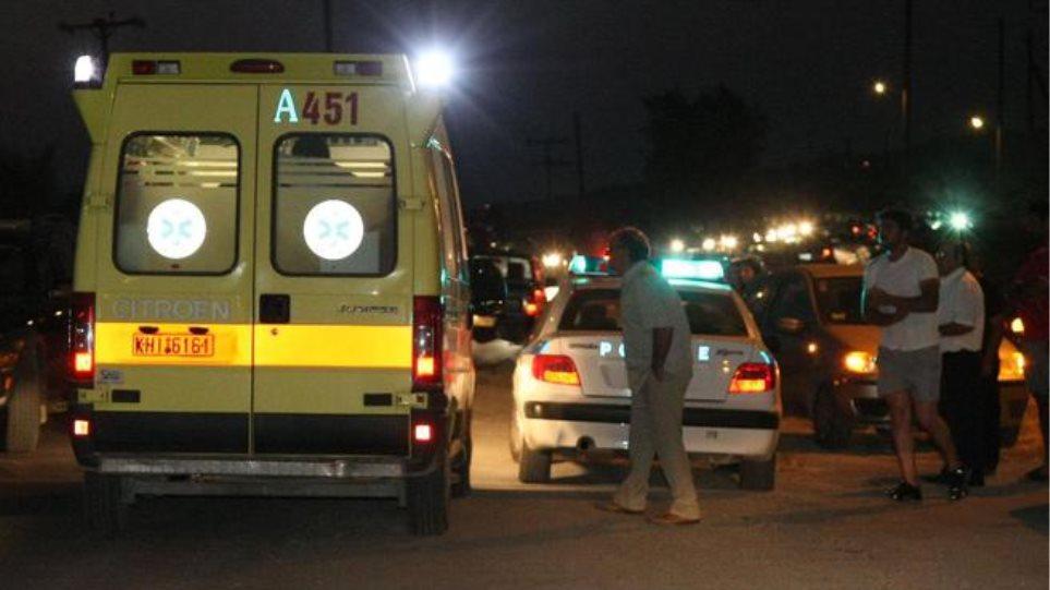 Σκοτώθηκε 40χρονος μοτοσικλετιστής στην Ιεράπετρα