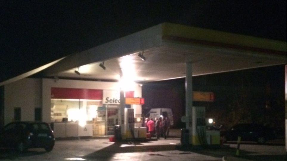 Ένοπλη ληστεία σε βενζινάδικο στην Κορινθία