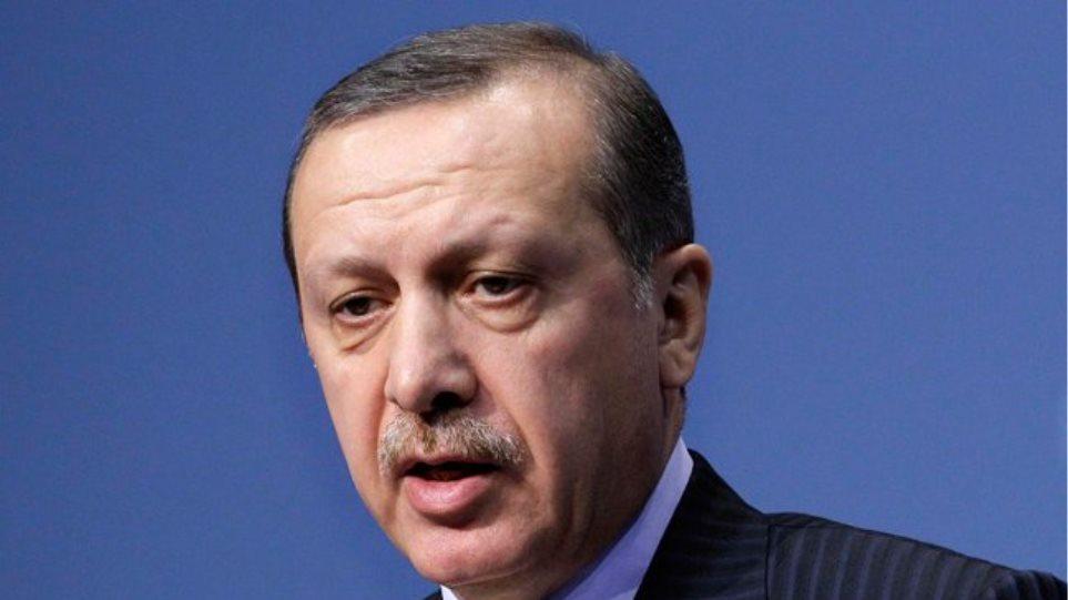 Στα Κατεχόμενα ο Ερντογάν για τα 41 χρόνια της τουρκικής εισβολής