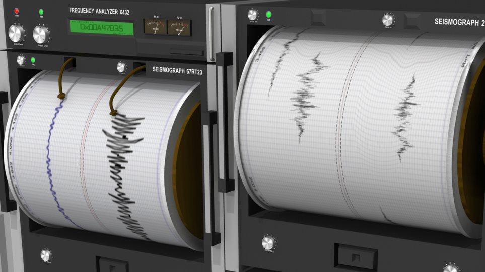Σεισμός 3,3 Ρίχτερ κούνησε Αχαΐα και Ηλεία