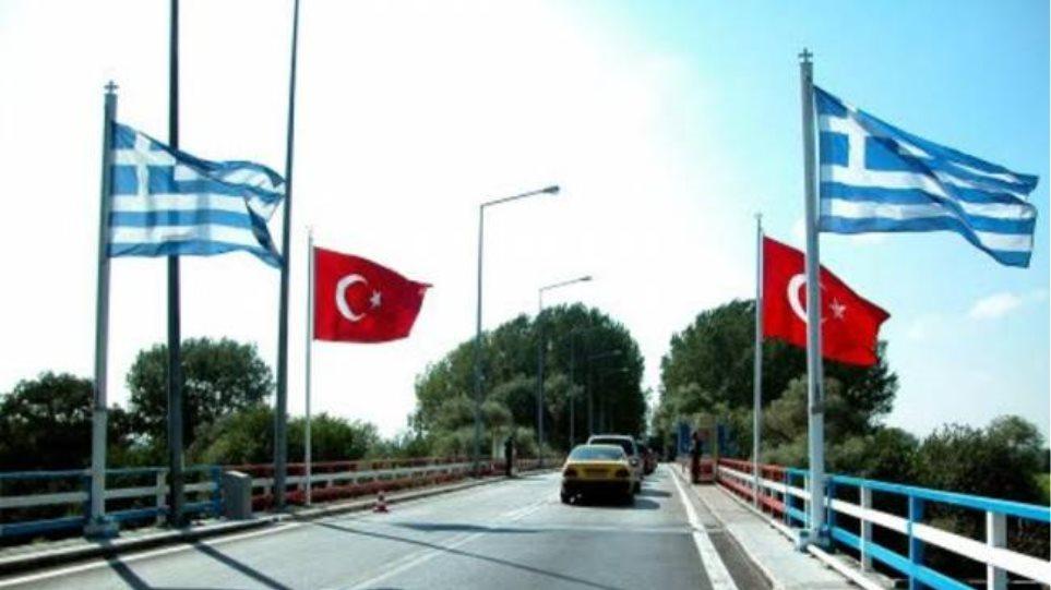 Έβρος: Πήγαινε για Τουρκία με Ι.Χ. κλεμμένο από τη Γερμανία