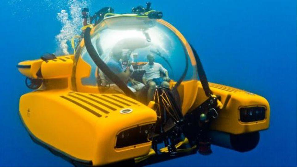 Ιδιωτικά υποβρύχια: Οι δισεκατομμυριούχοι «καταδύονται» σε νέα πάθη