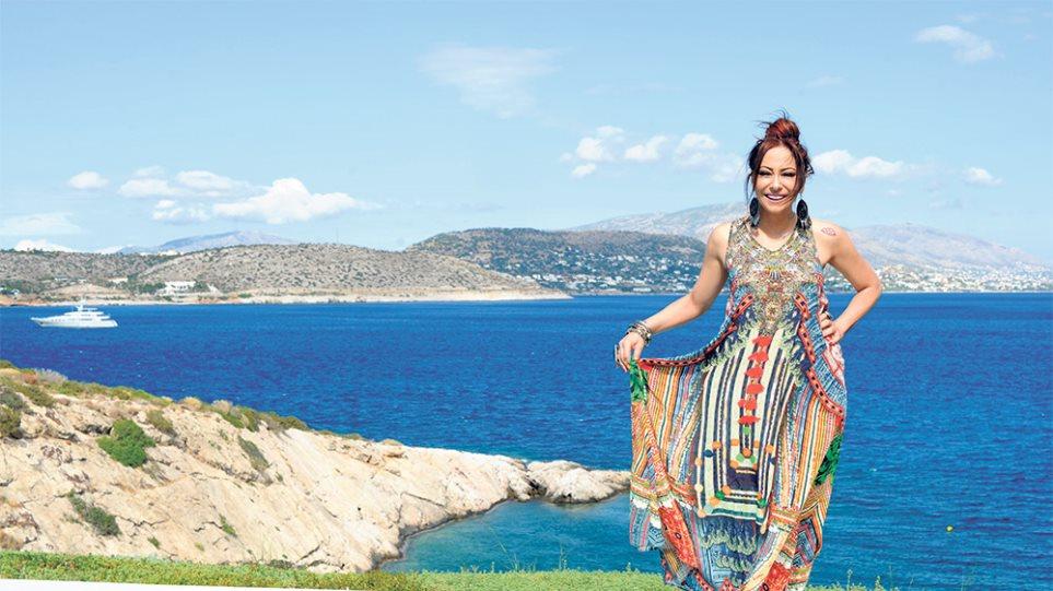 Μελίνα Ασλανίδου: «Θέλω κάπου να αράξω»