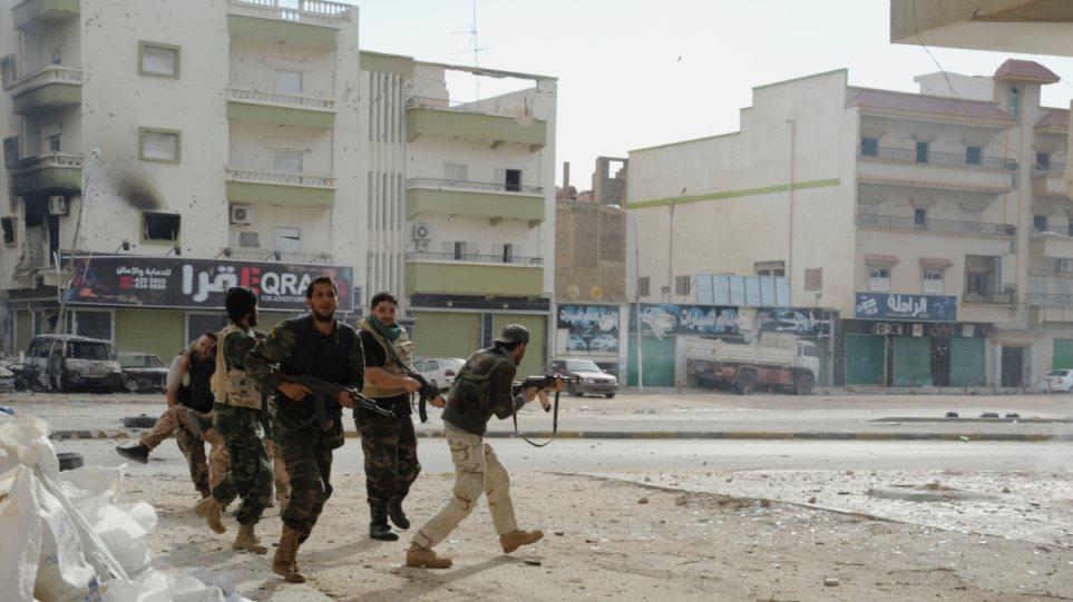 Απαγωγή τεσσάρων Ιταλών πολιτών στη Λιβύη