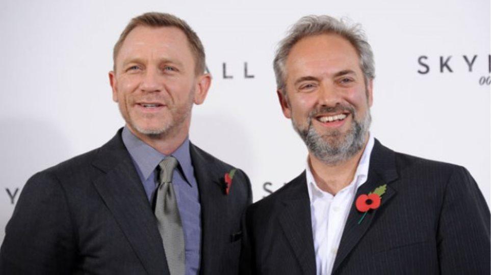 "Sam Mendes: «Το ""Spectre"" είναι η τελευταία μου ταινία James Bond»"