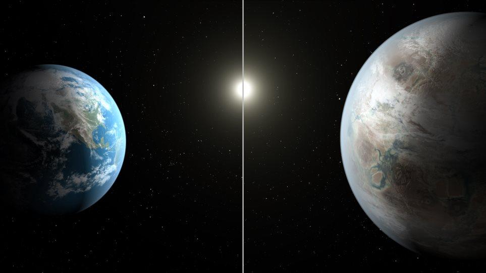 NASA: Aυτός είναι ο πλανήτης που θα μπορούσε να φιλοξενεί ζωή