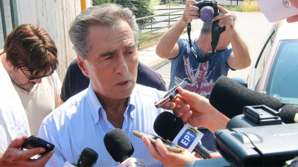 Παπαγεωργόπουλος: Είμαι ελεύθερος χάρη στον ευεργετικό νόμο Παρασκευόπουλου