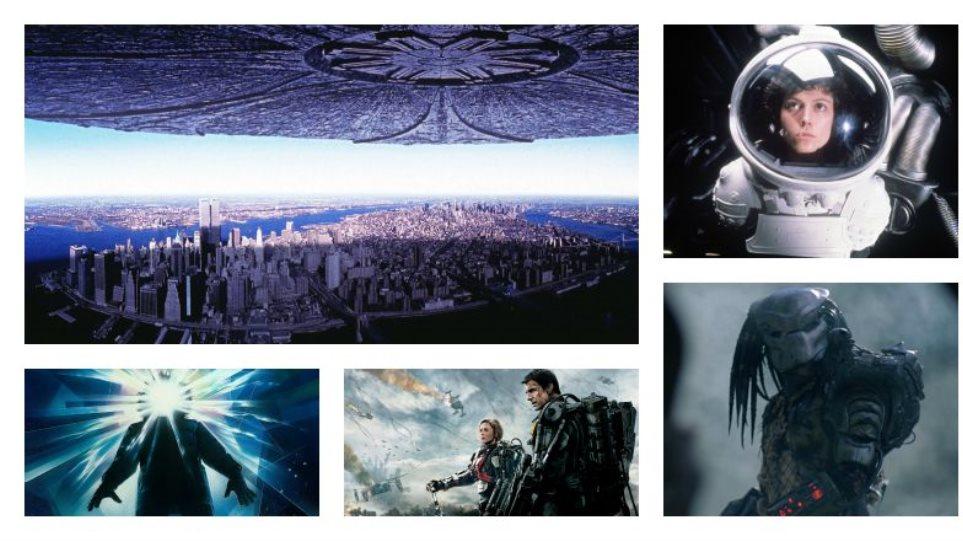 Έντεκα ταινίες όπου οι επαφές ανθρώπων-εξωγήινων πήγαν πολύ στραβά