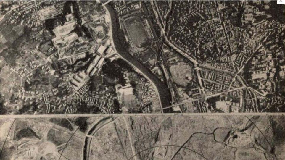 Συγκλονιστικές φωτογραφίες: Το Ναγκασάκι πριν και μετά την ατομική βόμβα