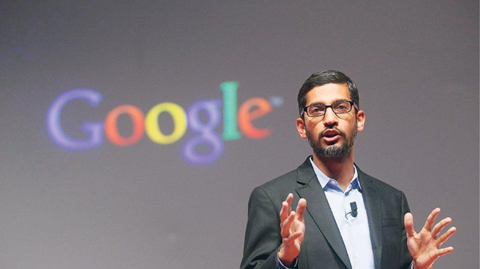 Η Google αλλάζει και γίνεται... Alphabet