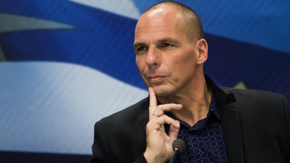 Βαρουφάκης: Κάνει κόμμα... αλλά για Ευρώπη