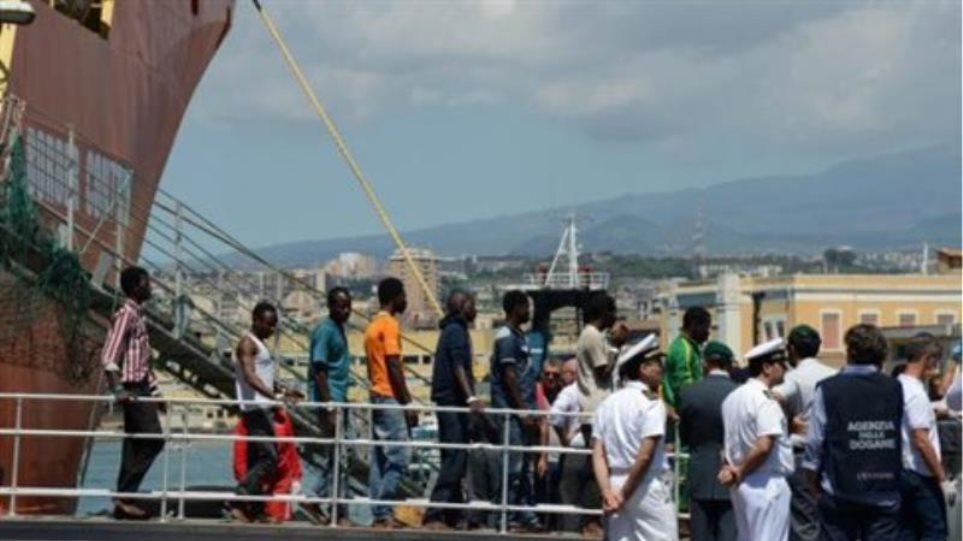 Σικελία: 683 μετανάστες διασώθηκαν και αποβιβάστηκαν στη Μεσσίνα