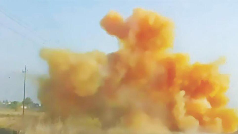 Ιράκ: Υποψίες για νέα επίθεση του ISIS με χημικά
