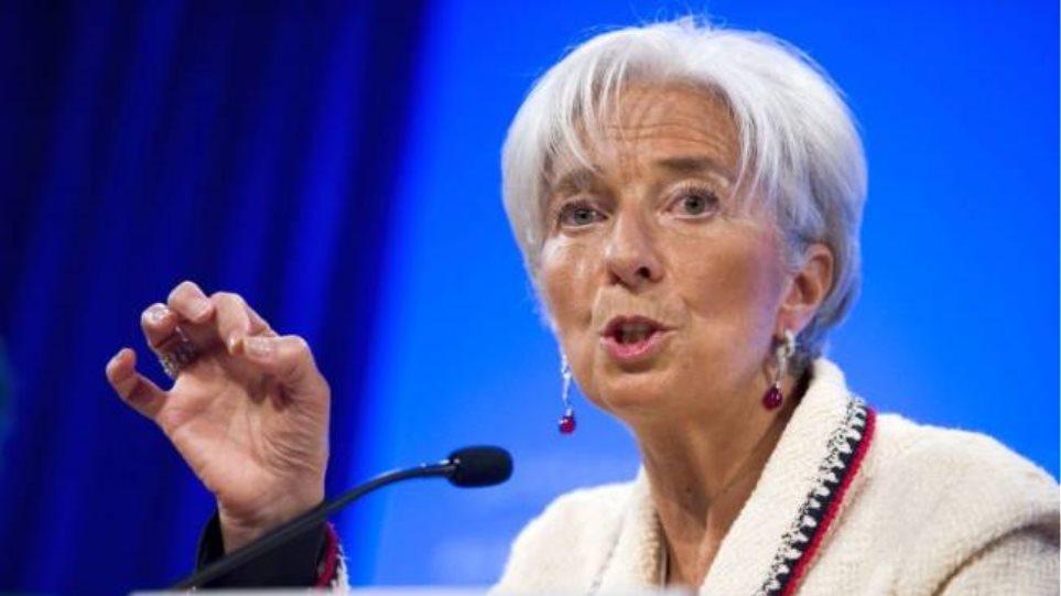 Λαγκάρντ: Χαμηλότερη των προσδοκιών η παγκόσμια ανάπτυξη
