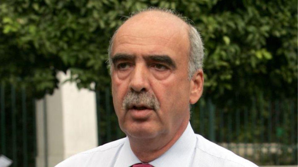 Μεϊμαράκης: Επιστροφή στη Ρηγίλλης - Απόψε η συγκέντρωση έξω από τα ιστορικά γραφεία