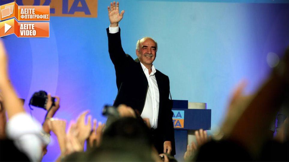 Μεϊμαράκης: Είμαστε το νέο και το παλιό μαζί και μπορούμε να εγγυηθούμε για την Ελλάδα
