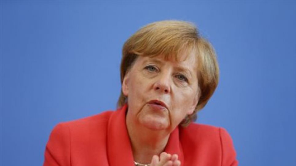 «Ταβάνι» 15% στις ετήσιες δαπάνες για την εξυπηρέτηση του ελληνικού χρέους εξετάζει η Μέρκελ