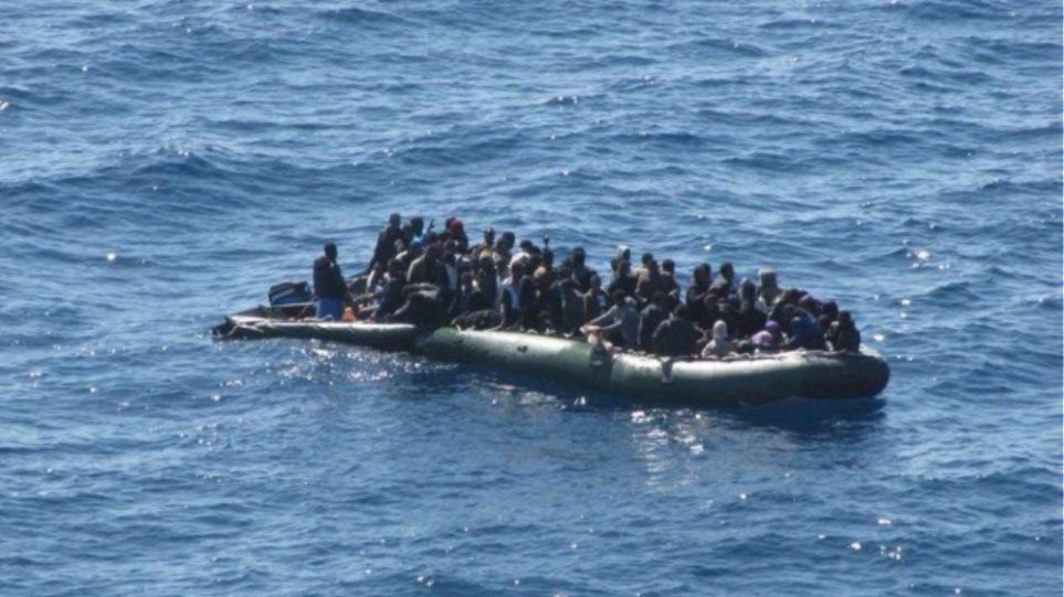 Στη διάσωση 73 μεταναστών στη Συκαμιά προχώρησε το λιμενικό