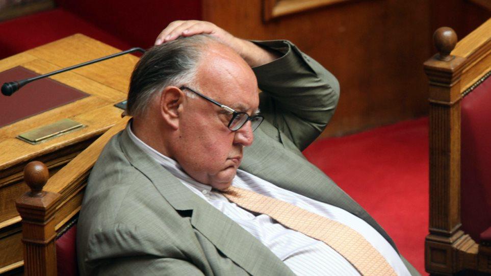 Πάγκαλος: Είμαι ένας νεόπτωχος συνταξιούχος - Από 5.900 ευρώ παίρνω πλέον 1.800