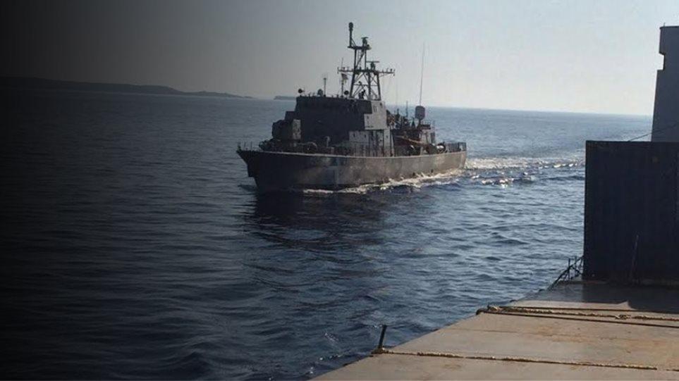 Αυτό είναι το πλοίο που μετέφερε όπλα από την Τουρκία στη Λιβύη: Πήγαιναν στους τζιχαντιστές;