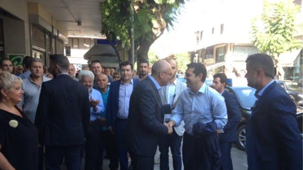 Τσίπρας από Κρήτη: «Οι παλιοί πολιτικοί μας έσπρωξαν στο χαντάκι»