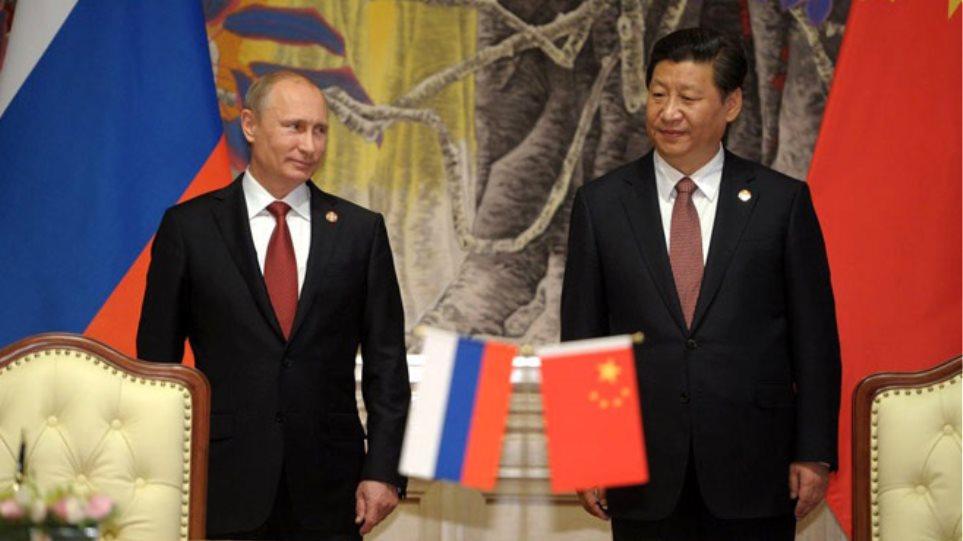 Πούτιν: Στην Κίνα για την 70η επέτειο από το τέλος του Β' Παγκοσμίου Πολέμου