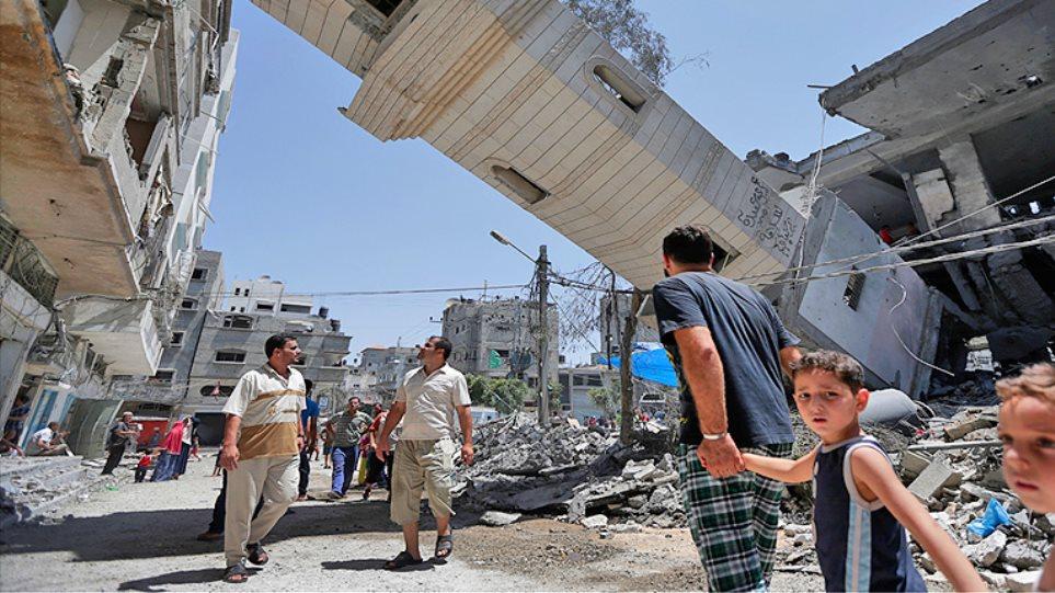 ΟΗΕ: «Κανείς δεν θα μπορεί να ζει στη Λωρίδα της Γάζας μετά το 2020»