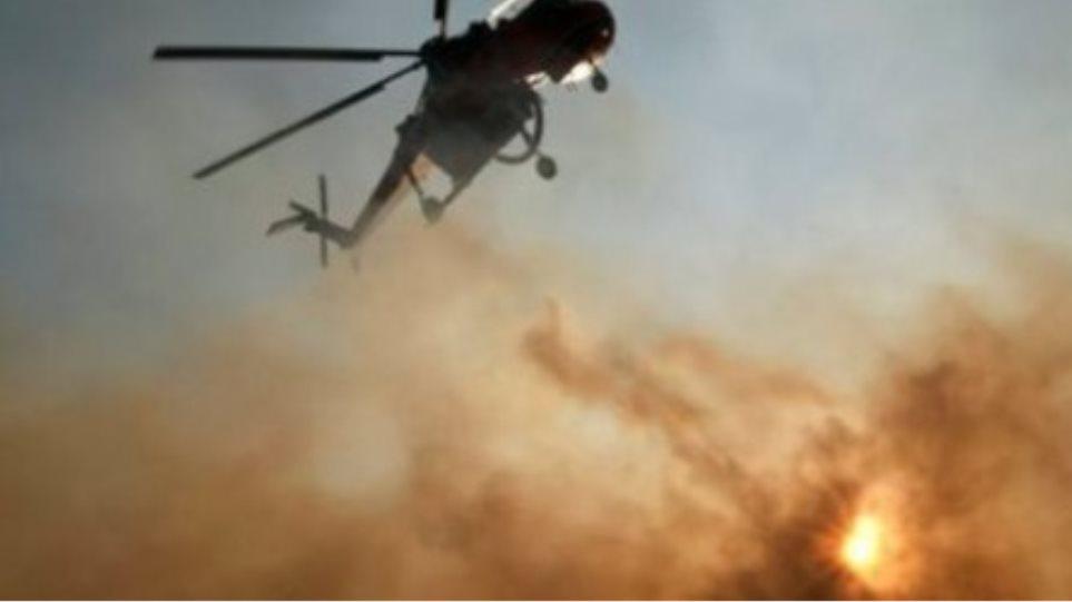 Πυρκαγιά στο Ηράκλειο Κρήτης