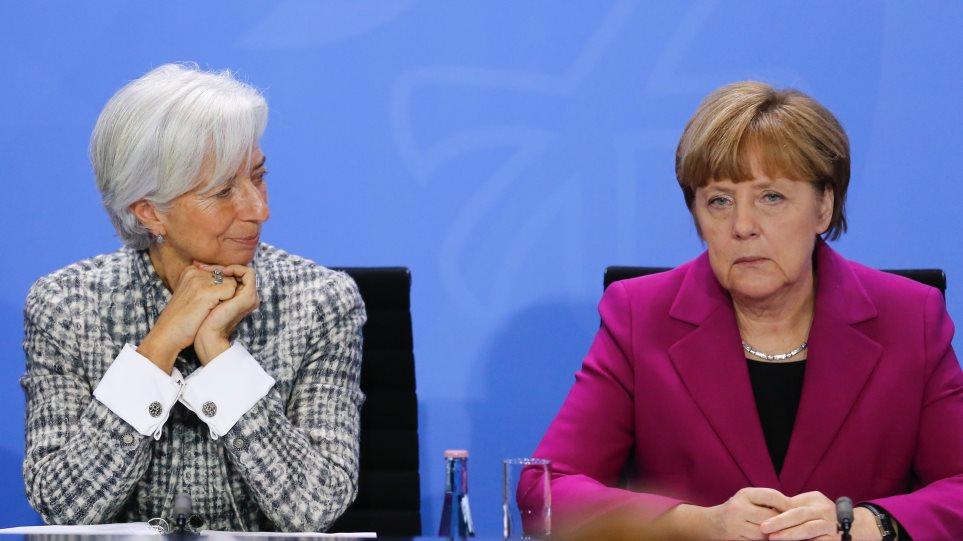 Βερολίνο: Θα τα βρούμε με το ΔΝΤ για το ελληνικό χρέος