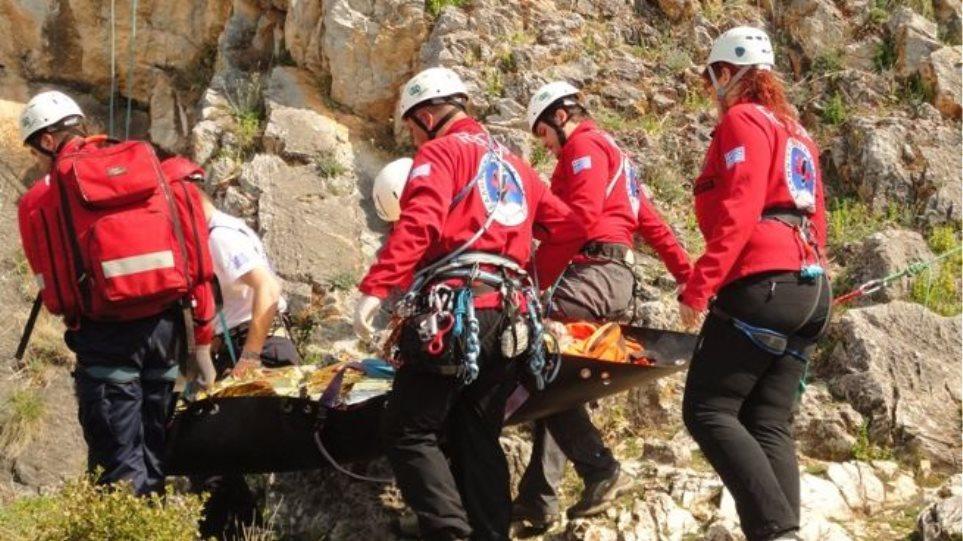 Κατερίνη: Νεκρός 40χρονος ορειβάτης στον Όλυμπο