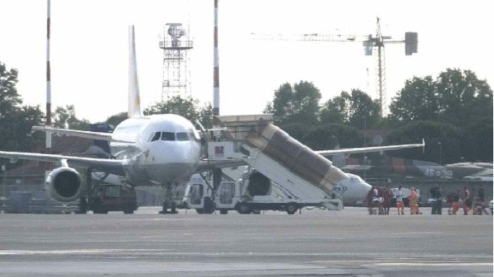 Ιταλία: Αναγκαστική προσγείωση αεροσκάφους της Germanwings