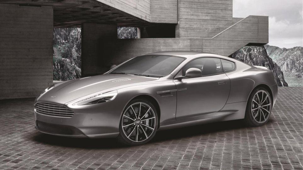 O Τζέιμς Μποντ αποκτά επιτέλους τη... δική του Aston Martin