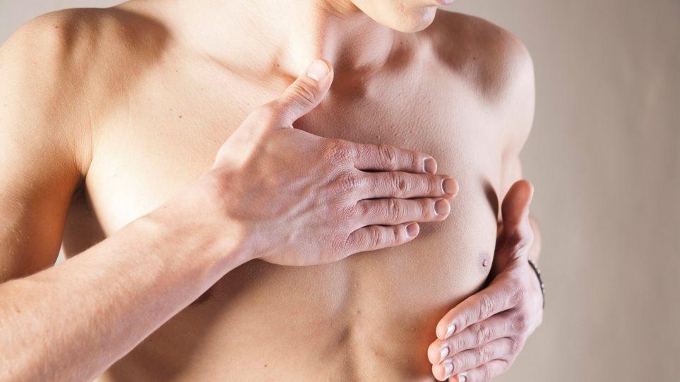 Άνδρες καταφεύγουν στη μαστεκτομή προκειμένου να μειώσουν τον κίνδυνο καρκίνου
