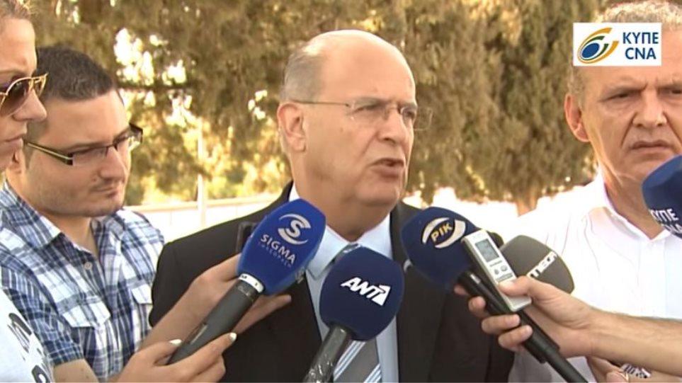 Ι. Κασουλίδης: «Οι νεκροί του Νoratlas ήταν η σπονδή της Ελλάδας στην ελευθερία της Κύπρου»