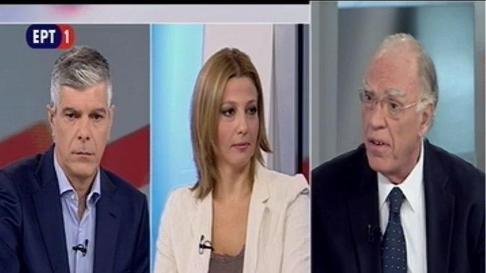 Επίθεση Λεβέντη στην ΕΡΤ: Αν συνεχίσει να είναι υπηρέτης της κυβέρνησης, θα ξανακλείσει